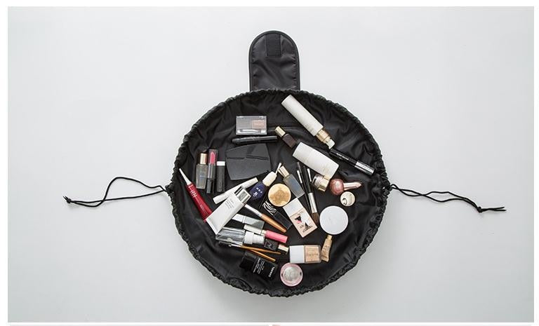 """Nadezda"" Travel Makeup Bag"