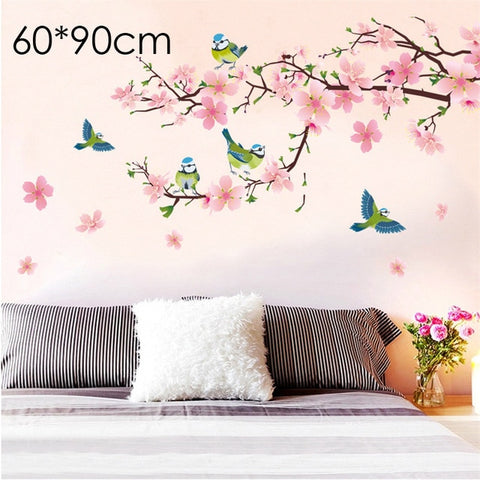 Image of Living Room DIY PVC Art Wallpaper