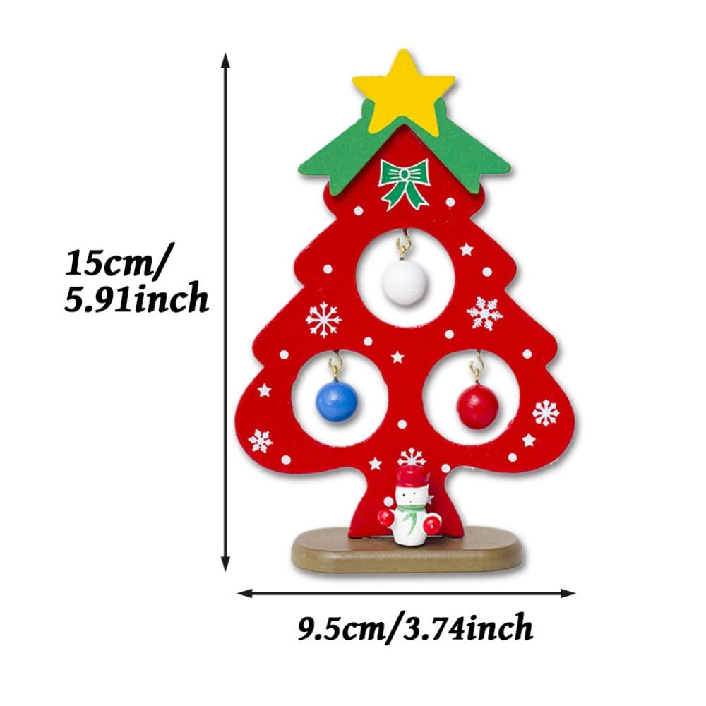 Christmas Tree Small Ornament