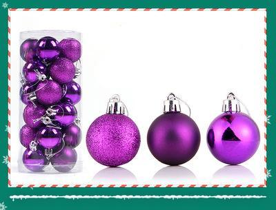 Glitter Chic Christmas Tree Ball