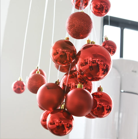 Image of Glitter Chic Christmas Tree Ball