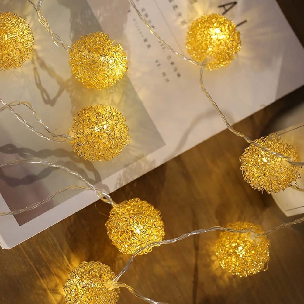 Fairy String Lights For Christmas