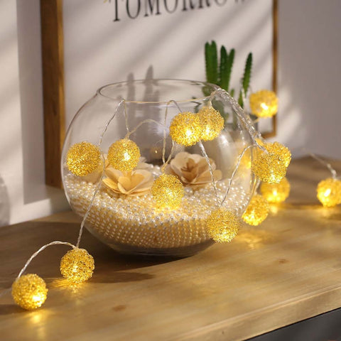 Image of Fairy String Lights For Christmas