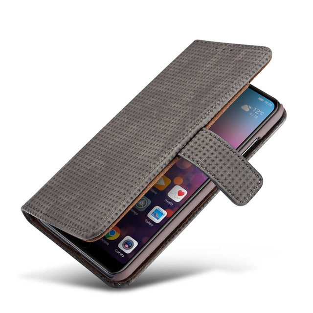 Mesh Wallet Case for iPhone XS Max XR