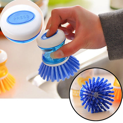 Image of Kitchen Dish Washing Scrubber
