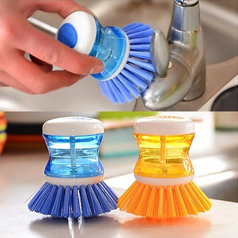 Kitchen Dish Washing Scrubber