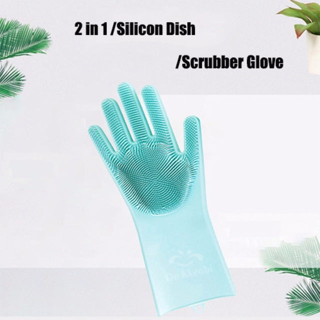 Magic Washing Dishes Gloves