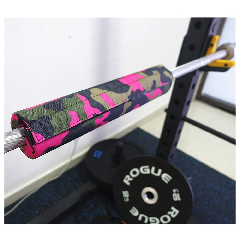 Weight Lifting Barbell Squat Pad