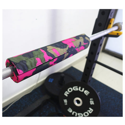 Image of Weight Lifting Barbell Squat Pad