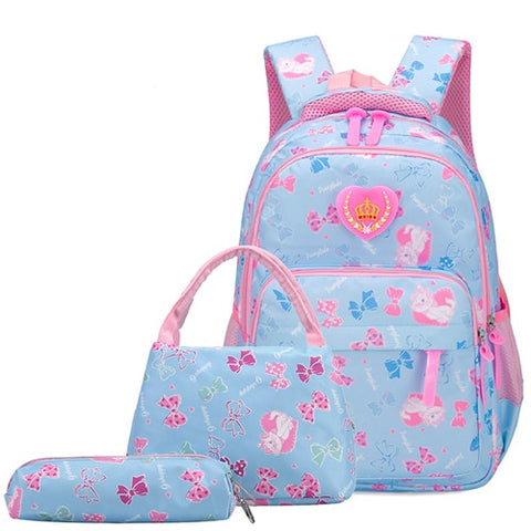Image of Cute School Bags For Teenager Girls
