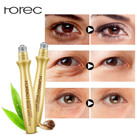 Image of Anti-Wrinkle Snail Essence for Eyes - Wonderful Cream