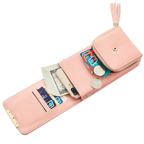"Image of ""Just Beautiful"" Wallet Purse"