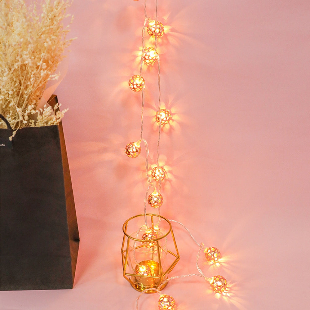 LED String Light Christmas Decor