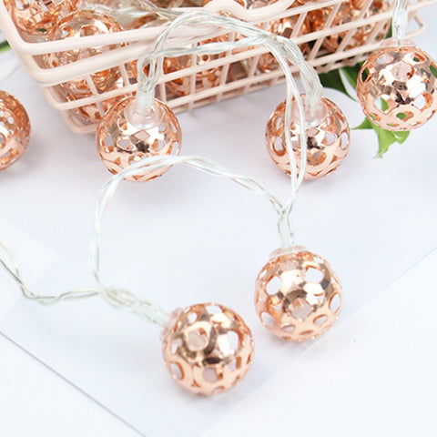 Image of LED String Light Christmas Decor
