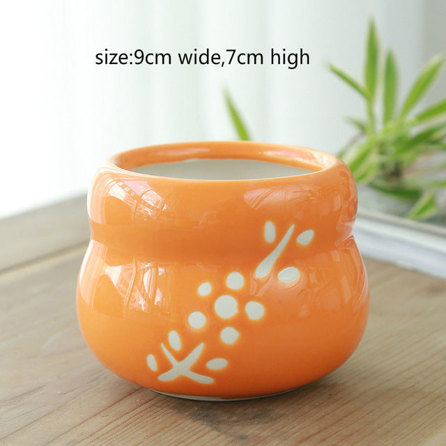 Ceramic Flower Pot Planter
