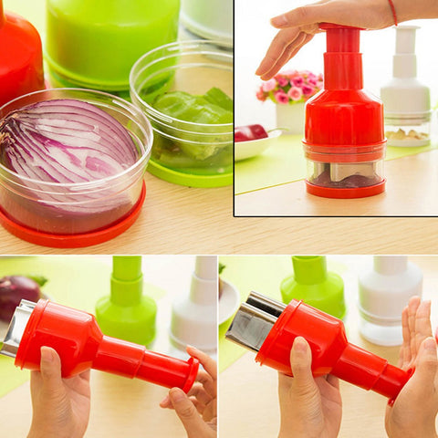 Image of New Creative Onion Slicer