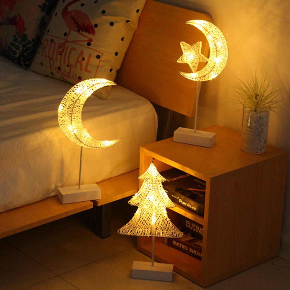 LED Exquisite Rattan Lamp