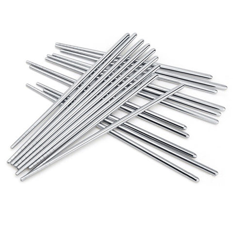 Image of Korean Stainless Steel Chopsticks