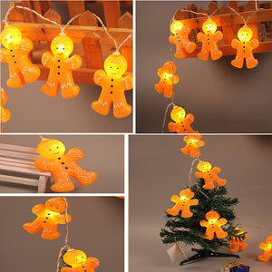 Christmas Men String Lights