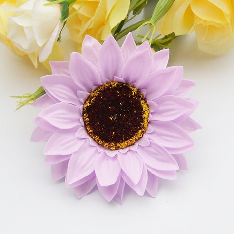 Image of Sunflower Soap Flower