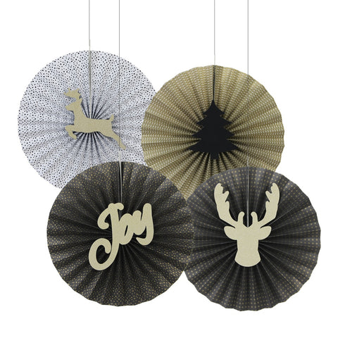 Image of Christmas Paper Decoration Set