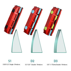 Magnetic Window Cleaner - Highly Effective Cleaning!