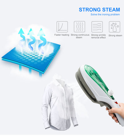 Handheld Garment Steam Iron