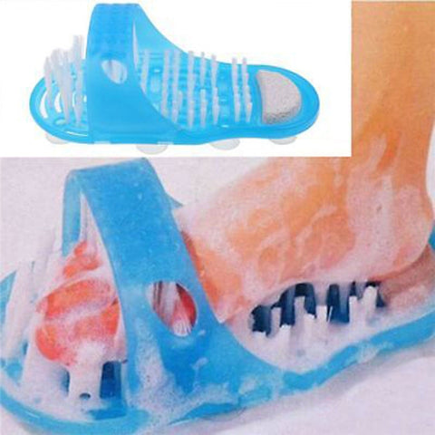 """Perfect Feet Wash"" Sandal Brush"