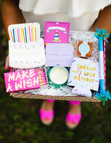 Make A Wish Birthday Box