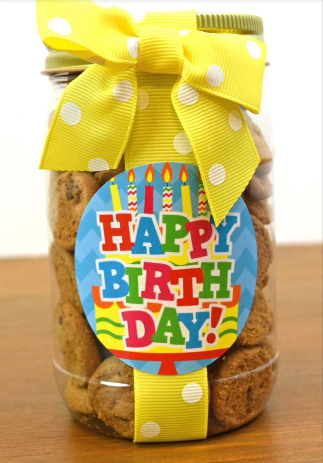 Nam's Bits Chocolate Chip Cookies - Happy Birthday