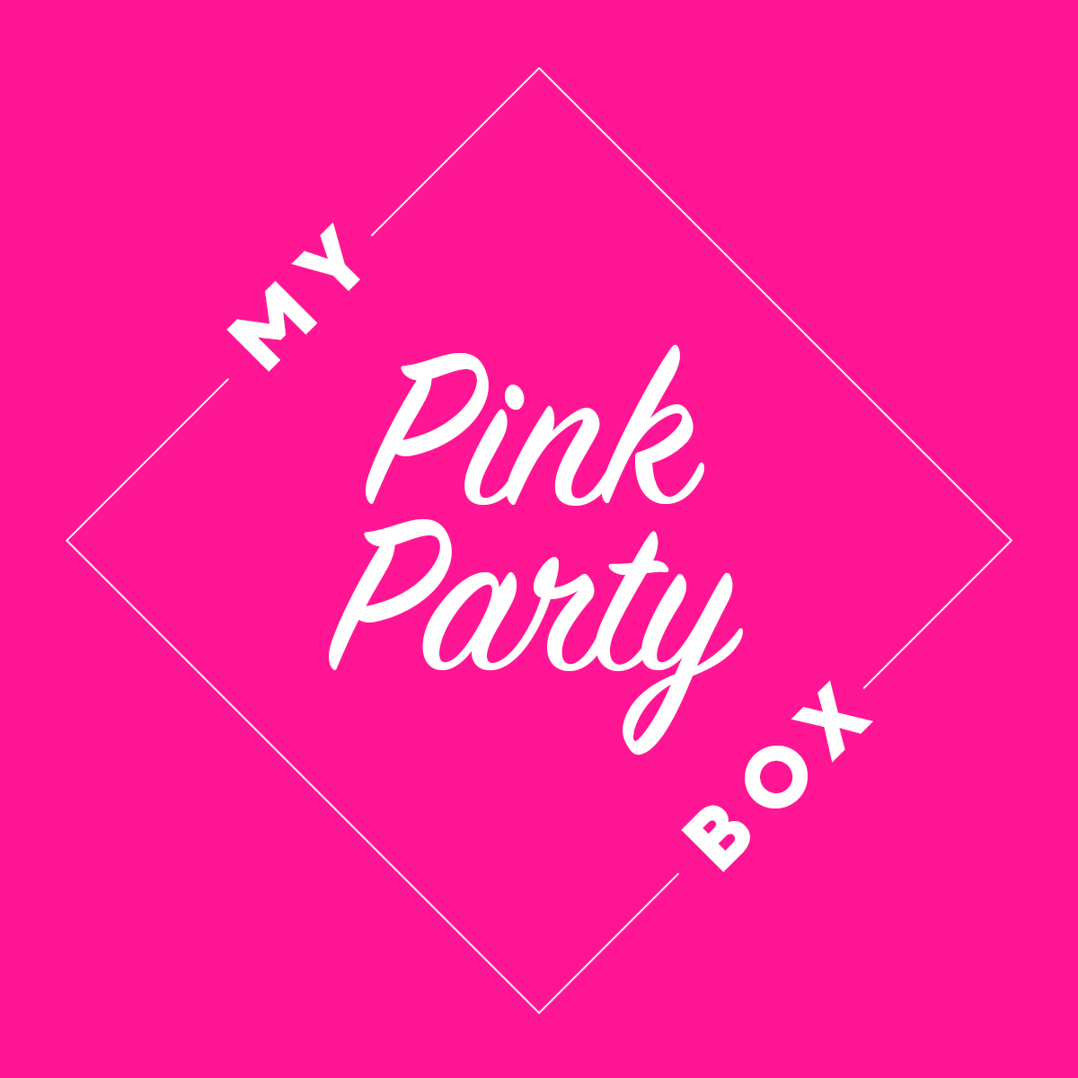 My Pink Party Box Gift Card