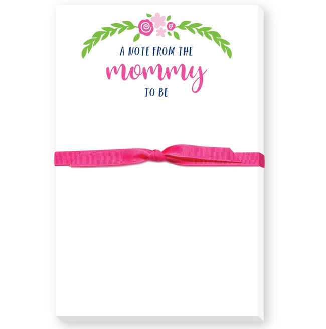 Mommy To Be Notepad
