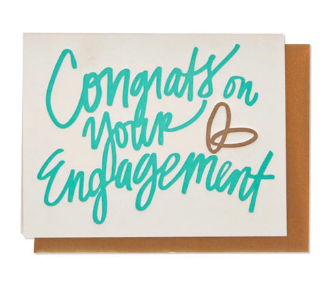 Yesss Engaged Card