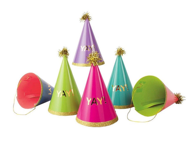 YAY! Party hats great for all occasions