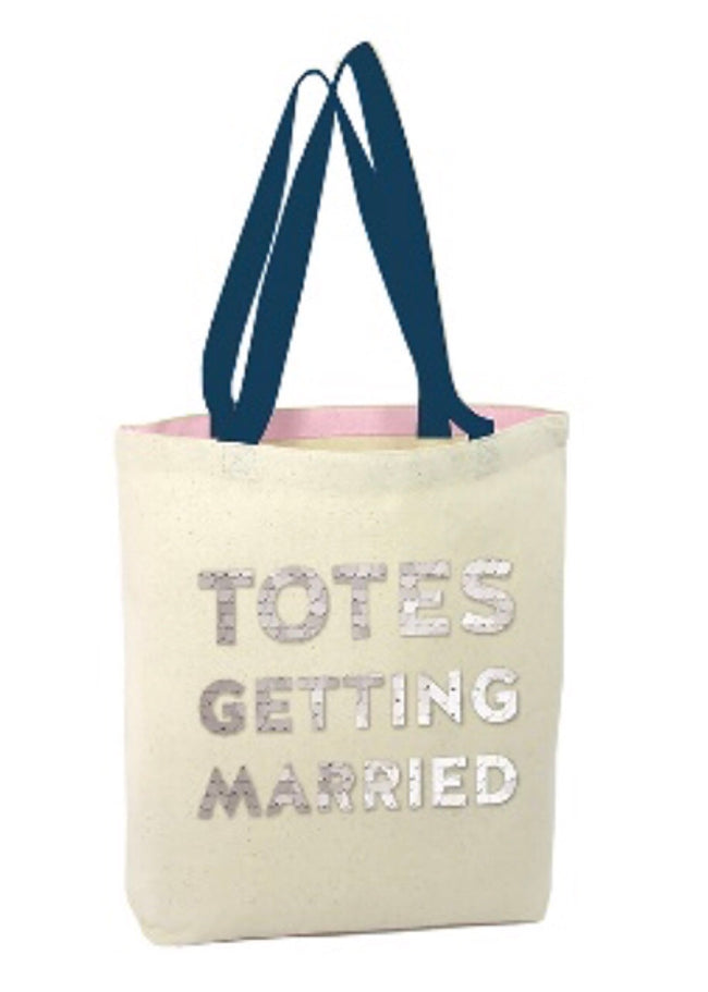 Totes getting married bag