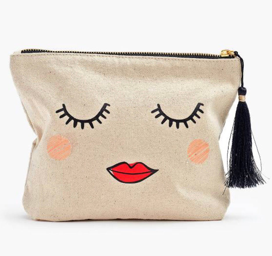 hey pretty makeup bag