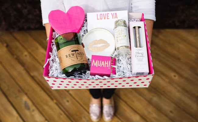 Valentine's Day party box