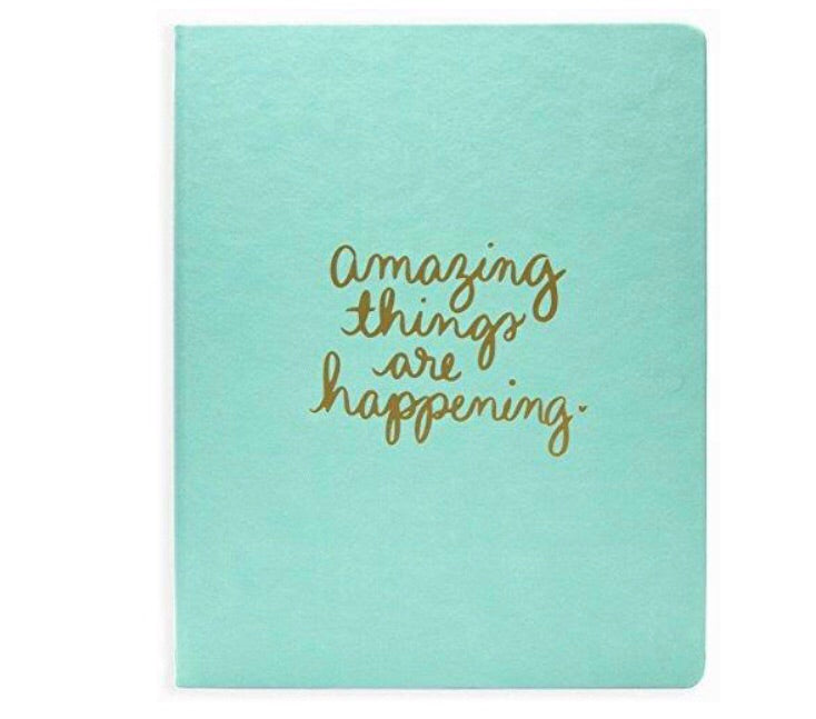 Amazing Things Are Happening Journal