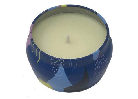 Mini Green Coconut Santal Candle