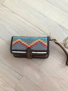 STS Sedona Serape Cross Body Wallet