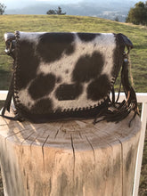 STS Cowhide Selahs Saddle Bag