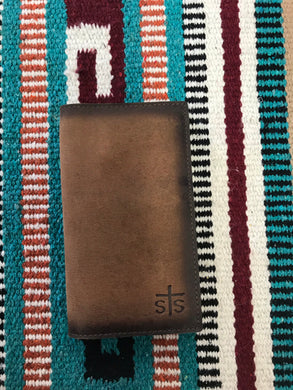 STS Ranch Foreman Long Bifold Wallet