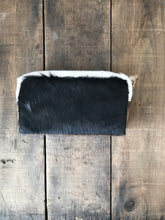 STS Cowhide Bebe Cosmetic Bag