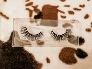 The Loretta lashes