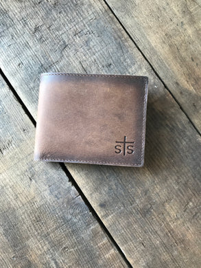 STS Men's Leather Wallet