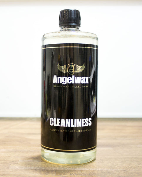 ANGELWAX CLEANLINESS