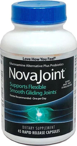 NovaJoint Supports Flexible Smooth Gliding Joints