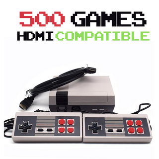 Classic Retro Gaming Console HDMI Upgraded