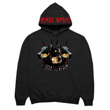 Without Warning Hoodie [Black] + Download
