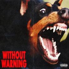 Without Warning T-Shirt [Black] + Download